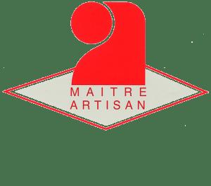 Logo maître artisan art